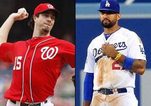 MLB Free Pick: Washington Nationals at Los Angeles Dodgers 2018-04-22