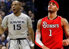 NCAAB Free Pick: Xavier Musketeers at St. Johns Red Storm 2018-03-08