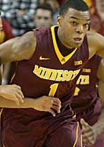 Bulldogs vs Golden Gophers - Tuesday, November 21, 2017
