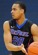 Flames vs Blue Demons - Friday, December 14, 2018