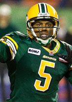 Ottawa Red Blacks vs Edmonton Eskimos