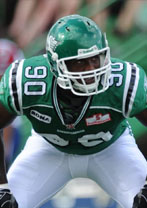 Edmonton Eskimos vs Saskatchewan Rough Riders