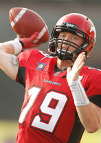 Saskatchewan Rough Riders vs Calgary Stampeders