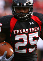 Kansas Jayhawks vs Texas Tech Red Raiders