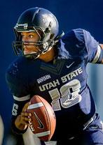 Southern Utah Thunderbirds vs Utah State Aggies