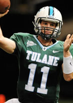 Tulsa Golden Hurricane vs Tulane Green Wave