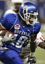 Massachusetts Minutemen vs Buffalo Bulls
