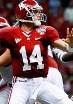 Arkansas Razorbacks vs Alabama Crimson Tide