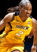 Los Angeles Sparks vs Tulsa Shock