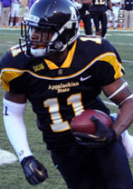 Arkansas State Indians vs Appalachian State Mountaineers