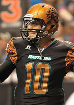 Portland Thunder vs Arizona Rattlers