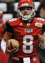 New Orleans VooDoo vs Jacksonville Sharks