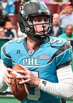 New Orleans VooDoo vs Philadelphia Soul