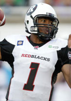 Saskatchewan Rough Riders vs Ottawa Red Blacks